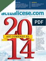 Revista Actualicese No28 Ene 2014
