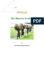 Pongal - The Harvest Festival