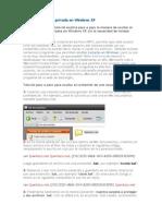 Crear Una Carpeta Privada en Windows XP