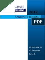 Manual de Sanidad e Higiene Alumno 12