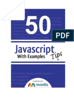 50 JavaScript Tips