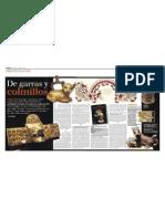 Diario El Comercio-Suplemento El Dominical - Libro La Imagen Del Felino en el Arte del Antiguo Perú