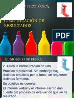 Evaluacion psicologica - Comunicacion de resultados.pdf