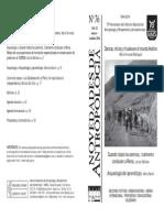 Encabalgado Inapl Novedades de Antropologia 76