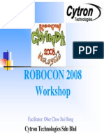 ADTEC Kulim ROBOCON Workshop v2