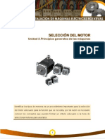 s Elecci on Motor