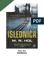 M. R. Hol~Islednica