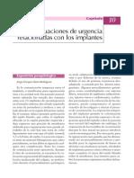 Urgencias en Implantología
