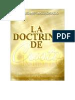 Guillermo Maldonado - La Doctrina de Cristo