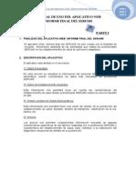 Manual Informe