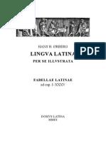 Fabellae Latinae i Xxxv