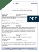 Dr. Keely Kolmes's CV