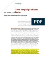 Building the Supply Chain of the FUture