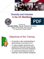 Diversity Inclusion in Va