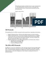 GSM - Protocol Stack
