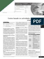 Costos ABC - Hotelera