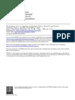 Davidov V. V. - A influência de L. S. Vigotski na teoria, pesquisa e prática educacional.pdf