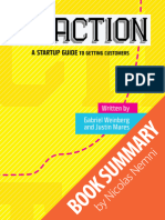 Traction by Gabriel Weinberg and Justin Mares Summary