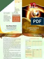 IWS Course Calendar