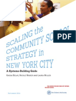 Scaling the Community School Strategy in New York City