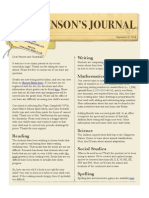 johnsons journal 9-22-14