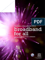 State of Broadband 2014 Report