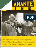 Nº 4 Revista El Amante Cine