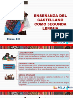 Enseñanza Del Castellano Como Segunda Lengua