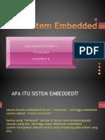 Sejarah Sistem Embedded