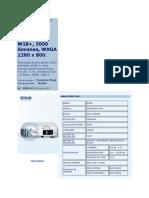 Epson Proyector Powerlite w18