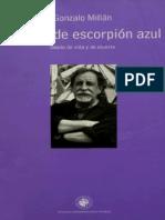 Gonzalo Millán Veneno de Escorpión Azul
