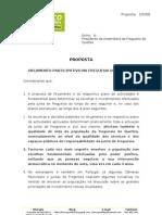 Proposta 1-Q-2009 - Orçamento Participativo - Quelfes