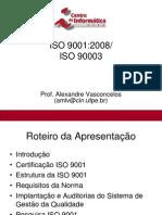 ISO 9001-2008 e 9000-3