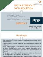 Gerencia Publica Sesion 01
