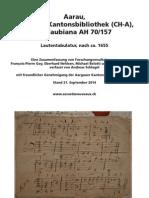 CH-A Zurlaubiana AH 70-157