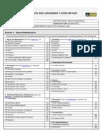 ENGN4625 Lab Exp Risk Assessment_2012