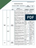 Lenguaje Planificacion - 2 Basico