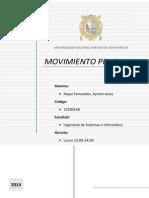 FISICA Movimiento Pendular 3