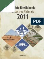 Anuario de Desastres Naturais 2011