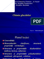 Glucide PPoint Teorie
