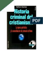 183522333 Historia Criminal Del Cristianismo 02