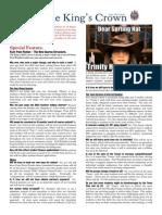 Newsletter - Issue 1 June 2013
