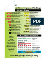 Pilots Guide to Airport Signs and Markings 2011