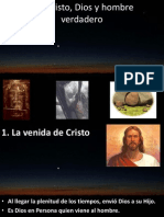 Jesucristo Dios y Hombre Verdadero