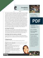EDGE Newsletter 2008 April