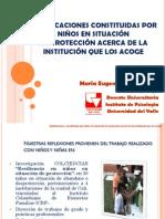 03 - María Eugenia Villalobos - Significaciones Constituidas Por Niños en Situación de Protección Acerca de La Institución Que Los Acoge