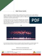 Reseña Ballet Teresa Carreño