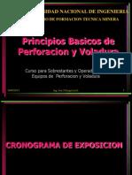 Voladura Open Pit GP 1