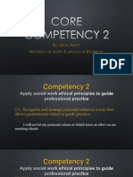 core competency 2