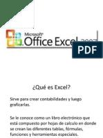 Introducción a Excel 2007